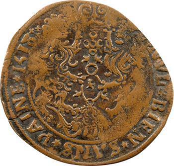 Pays-Bas méridionaux, Charles Quint, finances, 1518