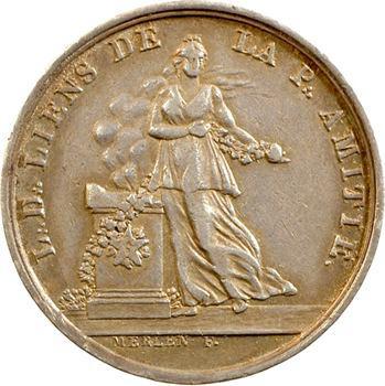 Orient de Paris, les Liens de la Parfaite Amitié, s.d. (1809-1812) Paris