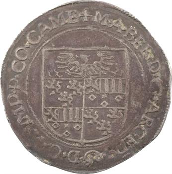 Cambrai (archevêché de), Maximilien de Berghes, sprenger ou 5 patards, s.d. Cambrai