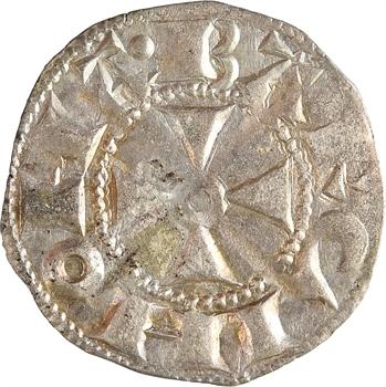 Barcelone (comté de), Pierre Ier, denier, s.d. (1196-1213)