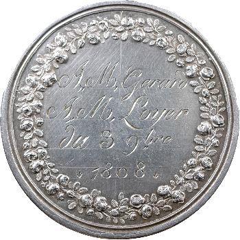 Premier Empire, Mariage, Perpignan puis Gérard et Loyer, 1781 et 1808