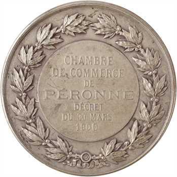 IIIe République, Colbert, Chambre de Commerce de Péronne, s.d