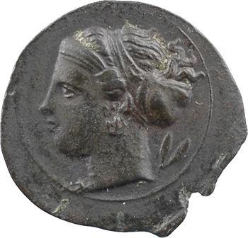 Sicile, Syracuse, AE17 ou litra, 357-344 av. J.-C.