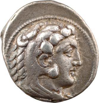 Macédoine, Alexandre le Grand, tétradrachme, Myriandros (Alexandrette), c.325-323 av. J.-C.