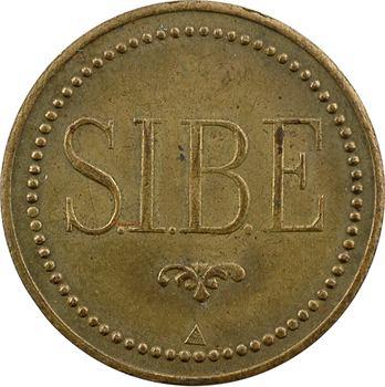 Côte d'Ivoire, Assinie, jeton de nécessité SIBE, 1924