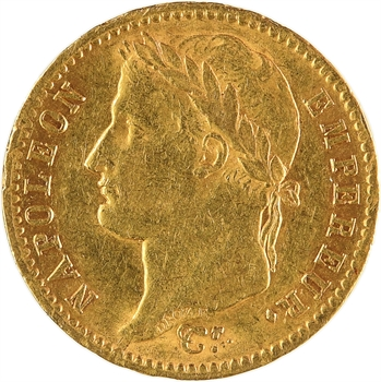Premier Empire, 20 francs Empire, 1811 Paris