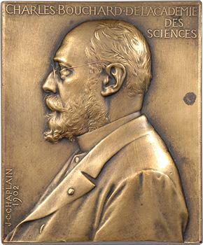 Chaplain (J.-C.) : Charles Bouchard de l'Académie des sciences, 1902 Paris