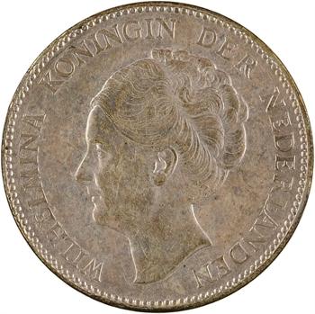 Pays-Bas, Wilhelmine, 1 gulden (florin), 1931