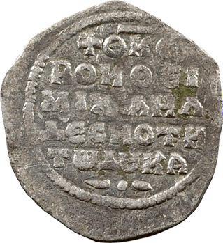 Michel VII, 2/3 miliarense, Constantinople, 1071-1078