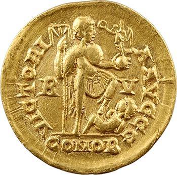Honorius, solidus, Ravenne, 402-406