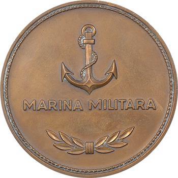 Roumanie (République socialiste de), École Militaire Maritime, s.d
