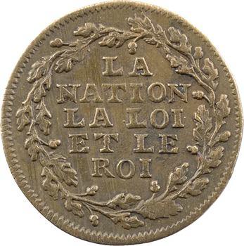 Constitution, la Nation, la Loi, le Roi, s.d. (c.1791) Paris