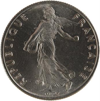 Ve République , 1/2 franc Semeuse, 1979 Pessac