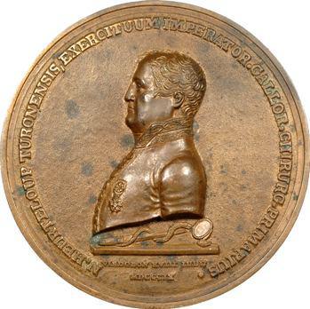 Premier Empire, bons services de N. Heurteloup, chirurgien en chef des armées, 1809 Vienne