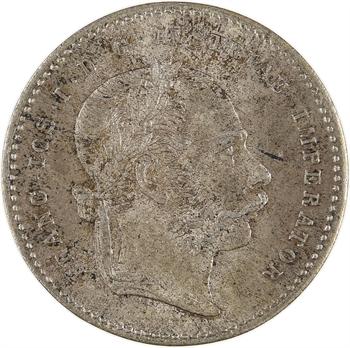 Hongrie, François-Joseph, 20 kreuzer, 1868 Vienne