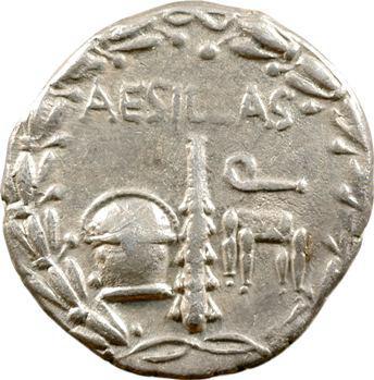 Macédoine, Thessalonique, tétradrachme stéphanophore, c.80 av. J.-C.