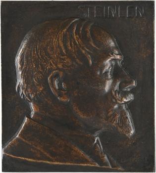 Lefèvre (C.) : Théophile Steinlen, fonte N° 41, c.1910