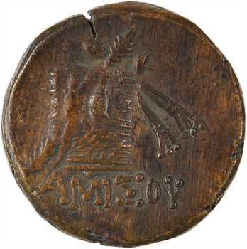 Pont, Amisos, bronze AE21, c.85-65 av. J.-C.