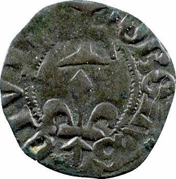 Henri VI, obole tournois, Rouen