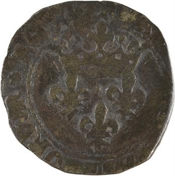 Charles VII, florette 1re émission, Saumur