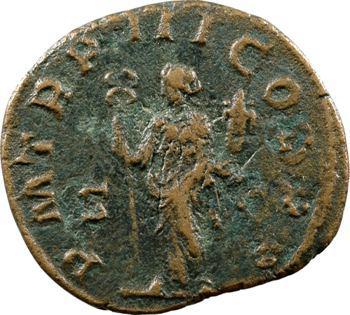 Philippe Ier, sesterce, Rome, 246