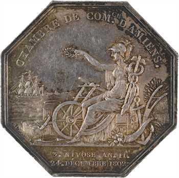 Premier Empire, Chambre de Commerce d'Amiens, 1804 Paris