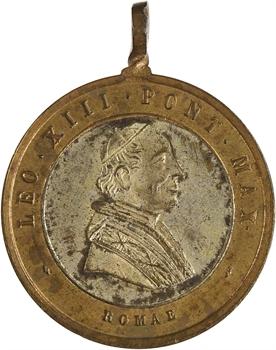 Vatican, Léon XIII, 50 années de sacerdoce, 1887 Rome