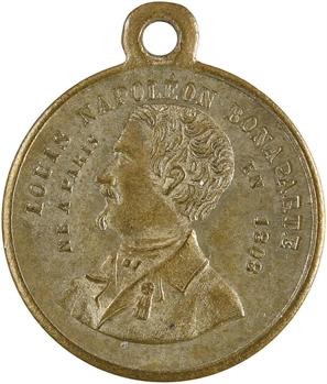 Second Empire, Napoléon III Empereur, 1852 Paris