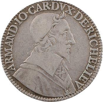 Poitou, A.-J. du Plessis, cardinal et duc de Richelieu, 1637 Paris