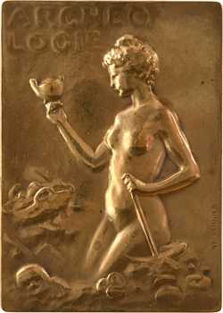 Vernier (S.-É.) : l'Archéologie, s.d. (1902) Paris
