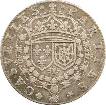 Parties casuelles, Louis XIII, 1631