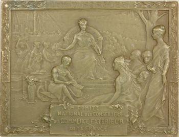 IIIe République/ Colonies, Comité national des conseillers du commerce extérieur