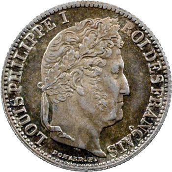 Louis-Philippe Ier, 1/2 franc, 1843 Rouen