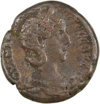 Égypte, Julia Mamée, tétradrachme, Alexandrie, An 2