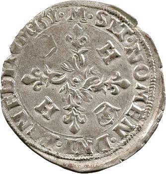 Henri II, douzain aux croissants, 1551 Marseille