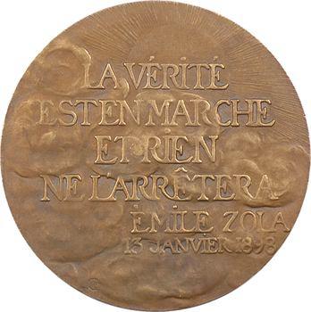 Charpentier (A. L. M.) : Émile Zola et l'affaire Dreyfus, 1898 Paris