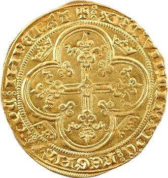 Philippe VI, lion d'or