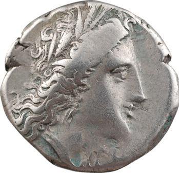 Lucanie, Métaponte, didrachme, c.330-300 av. J.-C.