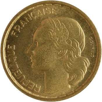 IVe République, essai de 20 francs G. Guiraud, 1950 Paris