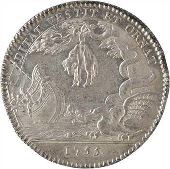 Lyonnais, les drapiers de Lyon, 1755 Paris