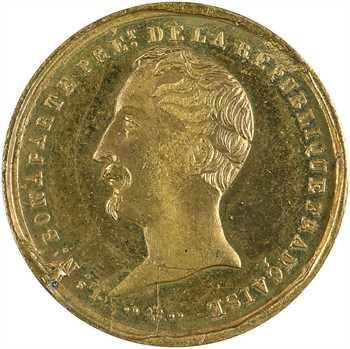 IIe République, Louis-Napoléon Bonaparte président et Jean-Baptiste Boichot, 1851 Paris