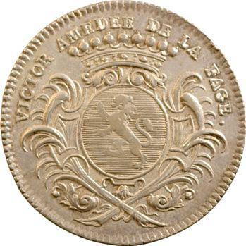 Bourgogne (États de), Victor-Amédée de La Fage, 1715 Paris