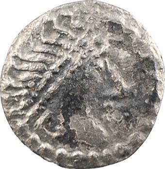 Type anglo-saxons, denier ou sceatta, série à l'oiseau sur une croix