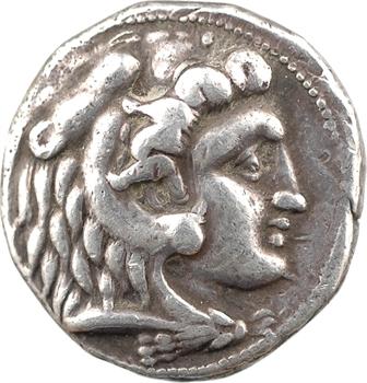 Macédoine, Alexandre le Grand, tétradrachme, atelier de l'Est, c.325-300 av. J.-C.