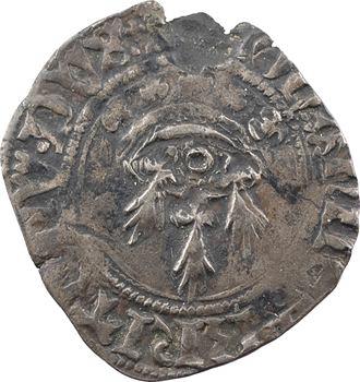 Bretagne (duché de), Jean V, gros dit florette, s.d. (après 1417) Rennes