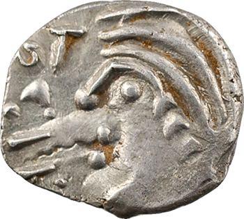 Séquanes, denier TOGIRIX, c.80-50 av. J.-C.