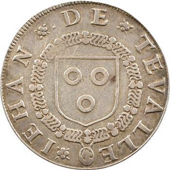 Lorraine, Metz (ville de), Jean de Thévalle, lieutenant, 1572