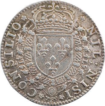 Louis XIII, Conseil du Roi, 1623 Paris