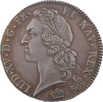Louis XV, écu au bandeau, 1770 Amiens