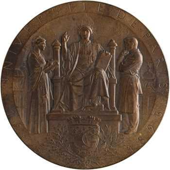 Chaplain (J.-C.) : Université de Paris, 1215-1895, 1908 Paris